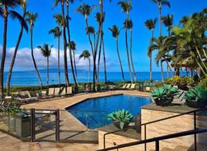 Maui Beach Condo #411 Pool